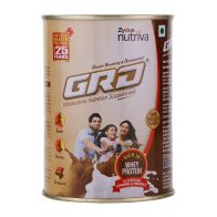 GRD Whey Protein Powder 200 gm Chocolate Flavour