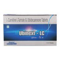 Ubinext LC - 10 Tablets