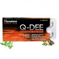 Himalaya Q-DEE Immunity 8 Tablets Pack