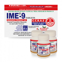 IME-9 Tablets Ayurvedic Diabetes Medicine