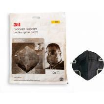 3M 9000ING Antipollution Riding Respirator Mask