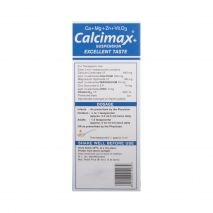 Calcimax+ Plus Suspension 200 ml