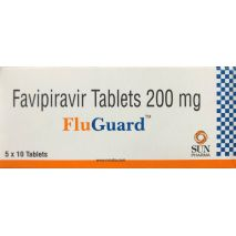 FluGuard Favipiravir 200 mg