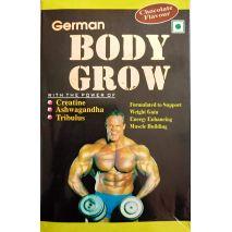 German Body Grow, 300g Whey Protien Powder