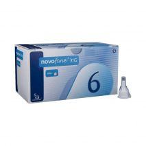 Novofine 31G 6mm Needles