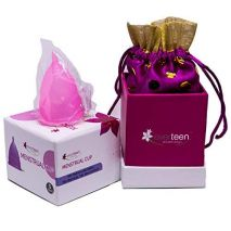 everteen Menstrual Cup for Women- 1pc (Small, 23ml)