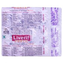 Liveril Forte 15 Tablets