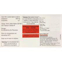 FaviHope Favipiravir 400 mg 17 Tablets