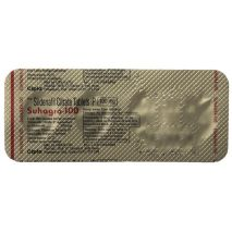 Suhagra 100 4 Tablets Pack