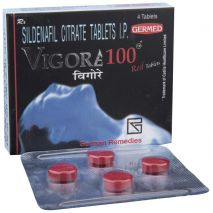 Vigore 100 Red Tablet