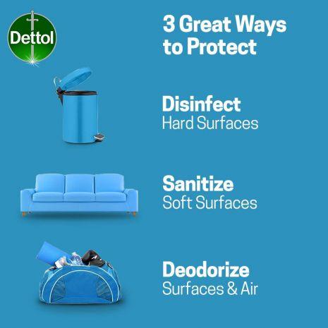 Dettol Surface Disinfectant Spray Sanitizer