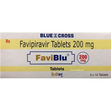 FaviBlu Favipiravir 200 mg