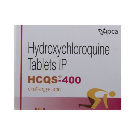 HCQS 400 Hydroxychloroquine 400mg