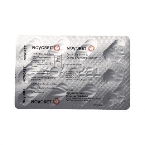 Novoret Soft Gelatin Capsules Pack of 10