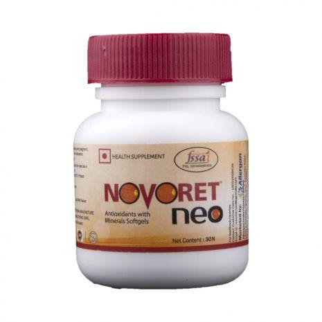 Novoret Neo Softgels 30 Soft Gelatin Capsules