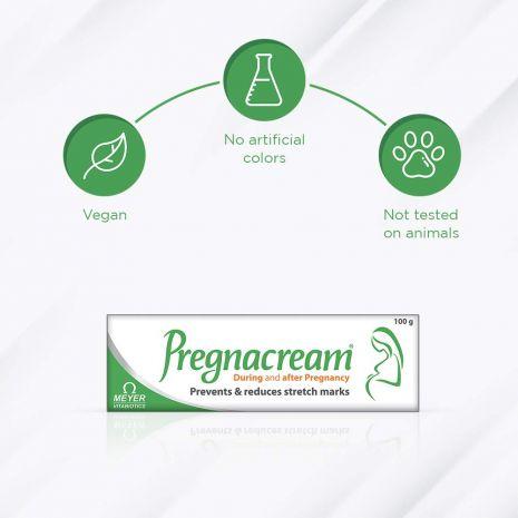 Pregnacream 100 gm Cream