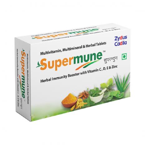 Supermune Tablets