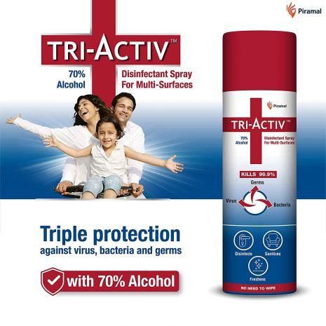 Tri-Activ Disinfectant Spray