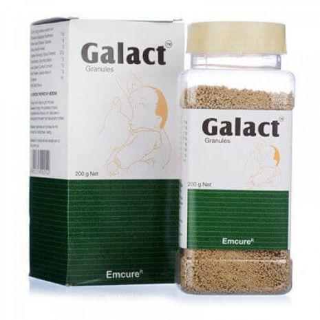 Galact Granules Elaichi 200 gm