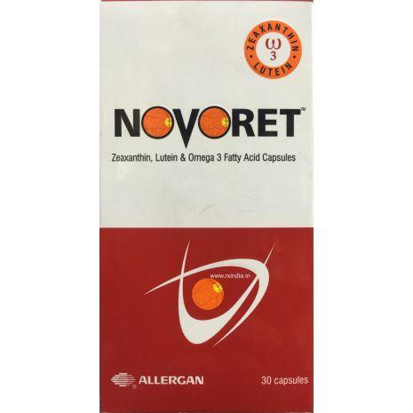 Novoret Soft Gelatin Capsules Pack of 30