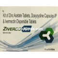 Ziverdo Kit Zinc Doxycycline Ivermectin