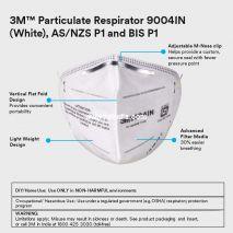 3M 9004ING FFP1 Particulate Respirator Mask