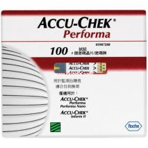 ACCU-CHEK Performa 100 Test Strips
