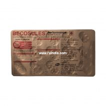 Becosules Performance Capsules
