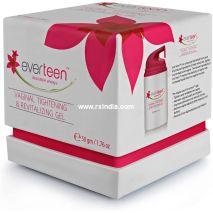 everteen vaginal tightening and revitalizing gel, 50 gm