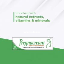 Pregnacream 100 gm Cream