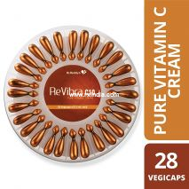 Revibra C10 Pure Bioactive Vitamin C Cream 28 Vegicaps