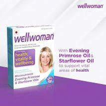 Vitabiotics Wellwoman Original 30 Capsules
