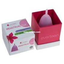 everteen® Menstrual Cup for Women- 1pc Large, 30ml