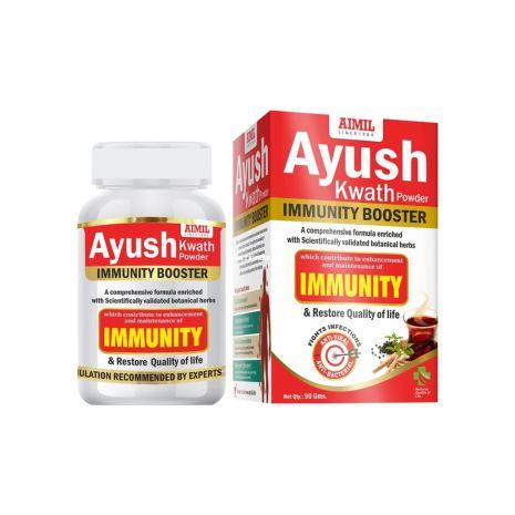 AIMIL Ayush Kwath Immunity Booster Powder - 90 gm